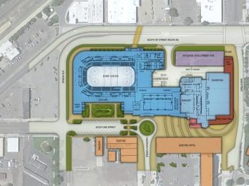 event-center-site-plan