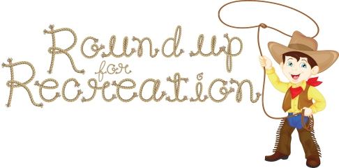 Round Up for Recreation - Logo