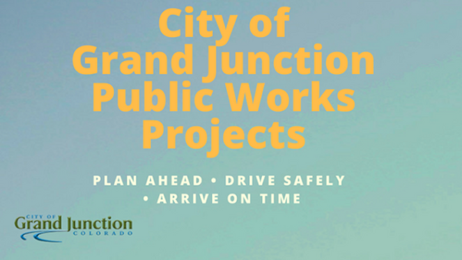 City of Grand Junction Public Works Projects2.fw