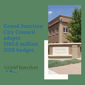 City Council adopts $161.6 million 2018 budget