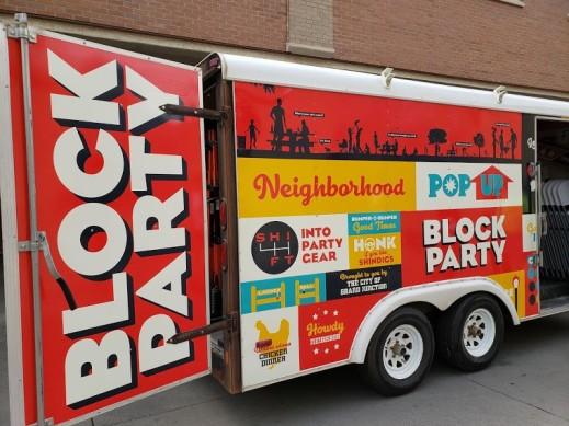 Bock Party Trailer