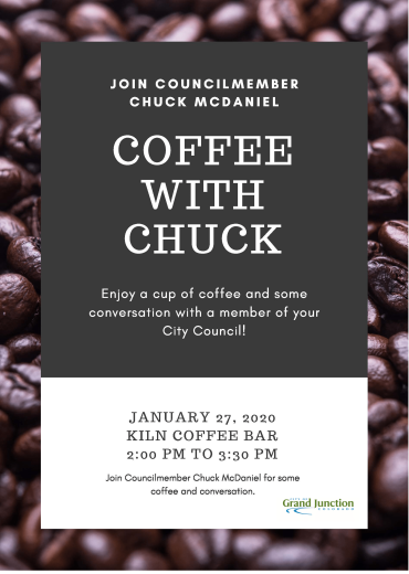 Coffee with Chuck