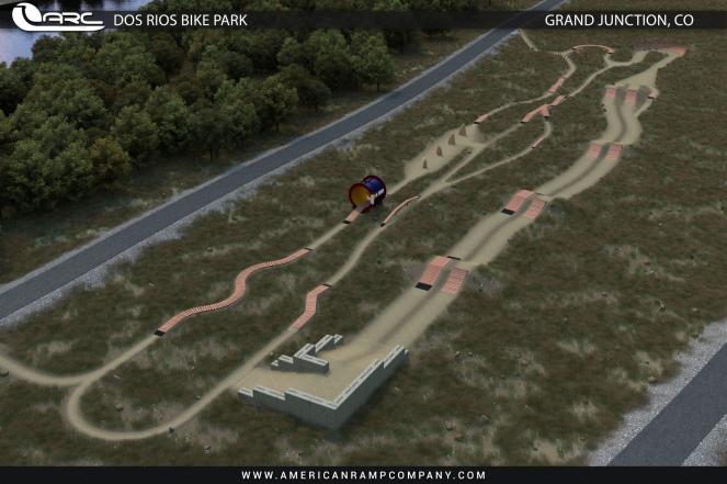 Dos Rios Bike Park