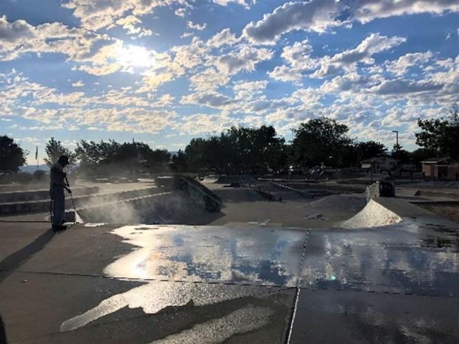 Eagle Rim Park Cleanup